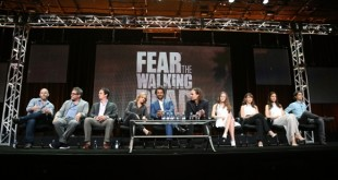 Fear the walking dead Baja Studios